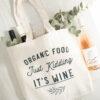 Чанта ORGANIC FOOD