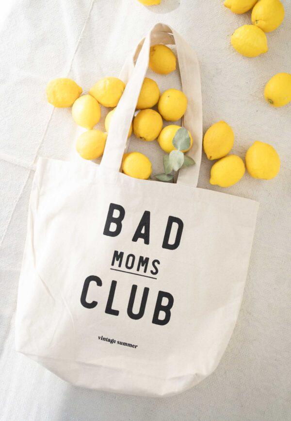 Чанта BAD MOMS CLUB