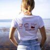 """Бяла тениска """"MAMMA MIA"""""""