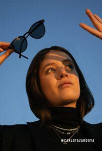 Рециклирани слънчеви очила SIKA ALL BLACK