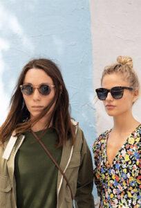 Слънчеви очила BIO-BASED KUBU BONE GREY