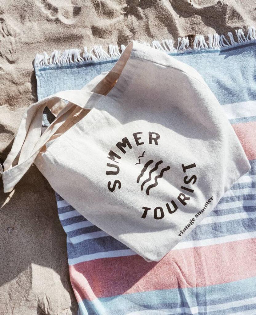 Чанта за плаж SUMMER TOURIST